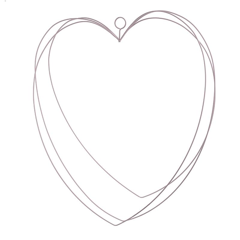 ΔΙΑΚΟΣΜΗΤΙΚΟ ΤΟΙΧΟΥ-ΤΖΑΚΙΟΥ INART ΔΙΑΚΟΣΜΗΤΙΚΟ ΤΟΙΧΟΥ ΜΕΤΑΛΛΙΚΟ ΡΟΖ Διαστάσεις (ΜΠΥ)45εκ x 1εκ x 42εκ