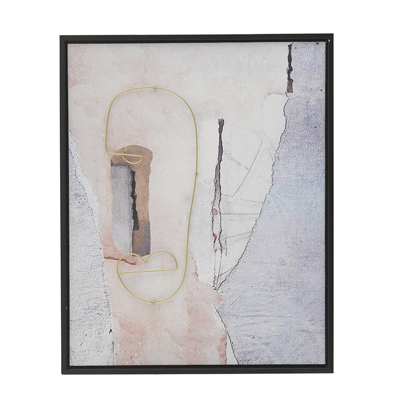 ΠΙΝΑΚΕΣ INART Πίνακας Σε Καμβά Διαστάσεις (ΜΠΥ)40εκ x 2εκ x 50εκ